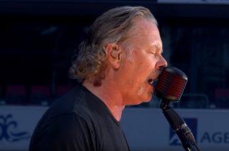 Metallica osoitti mahtinsa Kantolassa: katsasta yhtyeen settilista