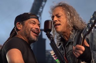 Metallica päätyi sitten coveroimaan Popedaa Kantolassa: livevideo katsottavissa