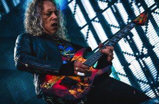 Metallican Kirk Hammetilla valmiina paljon loistavia ideoita bändin seuraavaa albumia varten