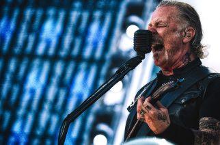 Nimensä veroinen – Metallica Hämeenlinnan Kantolassa 16.7.2019