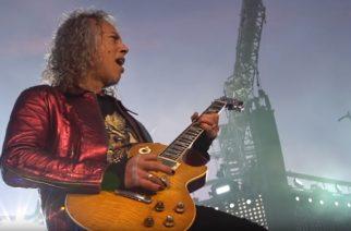 Metallican Robert Trujillo sekä Kirk Hammett jammailivat Ebba Gröniä Ruotsissa: livevideo katsottavissa