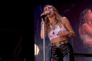 """Pop-tähti Miley Cyrus julkaisi oman tulkintansa Metallican """"Nothing Else Matters""""-kappaleesta"""