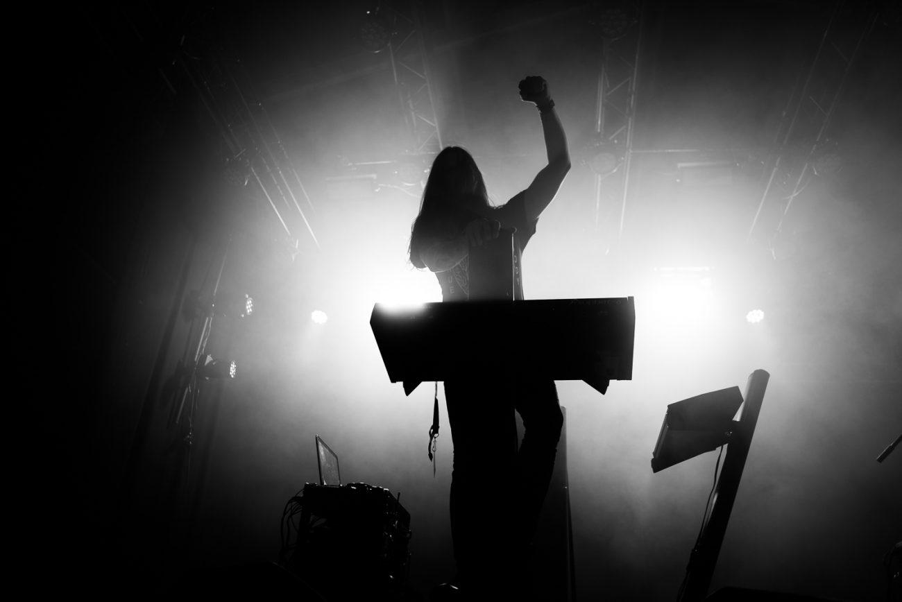 """Synkän konemusiikin kulttiartistin Perturbatorin uusi kappale """"Excess"""" kuunneltavissa"""