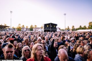 Väisty syrjään jaakon päivät! Pietarsaari Open Air 2019 on täällä jo!