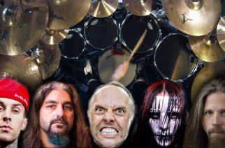"""Miltä Meshuggahin """"Bleed"""" kuulostaisi Lars Ulrichin tai Joey Jordisonin soittamana? – Samus Paulicelli näyttää mallia"""