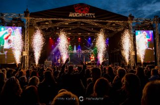 Rock In The City -kiertuefestivaali pysähtyi Raumalla: katso kuvat festivaalin perjantailta