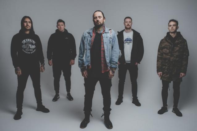 Thy Art Is Murder julkisti Euroopan kiertueen ensi vuoden lopulle
