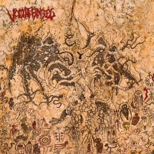 """Outoa ja kuraista death/grindcore-musisointia – arviossa tanskalaisen Vomit Angelin debyytti """"Imprint of Extinction"""""""