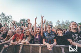 Yleisö: John Smith Rock Festival