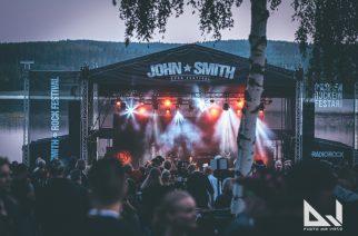 Herkkua rockin ja metallin ystäville joulukuulle: John Smith Rock Frozen -festivaali järjestetään joulukuussa