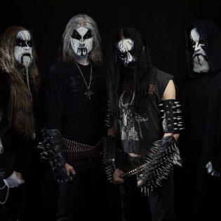 """Norjalainen black metal -jyrä 1349 julkaisemassa uuden albuminsa lokakuussa: video """"Through Eyes of Stone"""" -kappaleesta katsottavissa"""