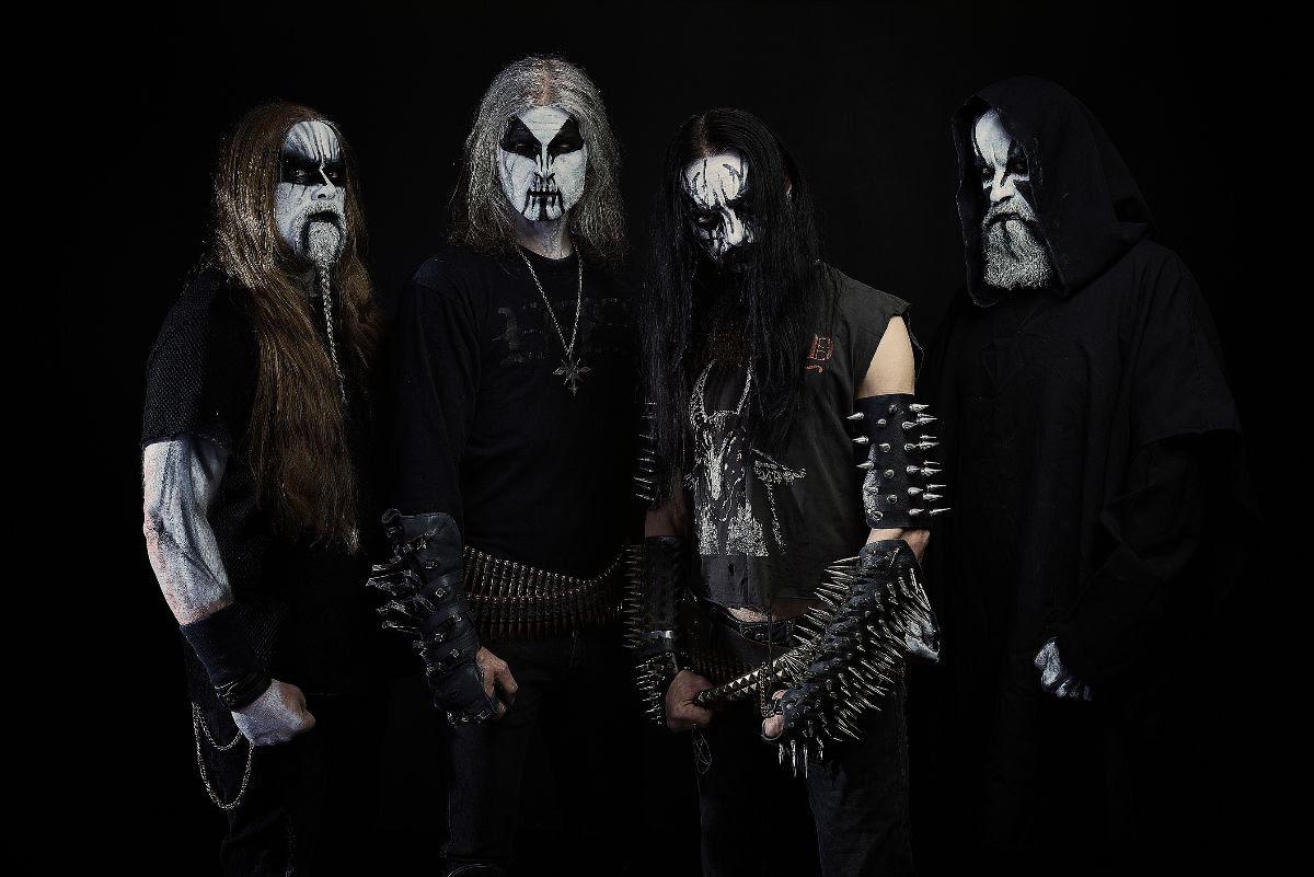 """Norjalainen black metal -jyrä 1349 tarjoilee uuden maistiaisen tulevalta albumiltaan: """"Dødskamp""""-kappaleen musiikkivideo katsottavissa"""
