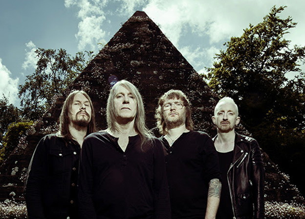 Angel Witch sopimukseen Metal Blade Recordsin kanssa: esimakua uudesta materiaalista tulossa kasettijulkaisun muodossa