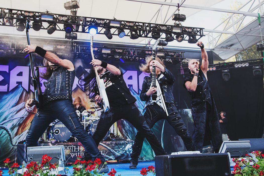Vuoden 2020 Music Moves Europe Talent Awards -ehdokkaat julkistettiin Saksassa – Suomesta ehdokkuuden sai metalliyhtye Beast in Black