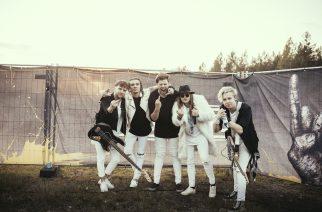 """Blind Channel julkaisi Rockfestissa kuvatun livevideon """"Over My Dead Body"""" -kappaleestaan: syksyn ainoa keikka lokakuussa Tampereella Lost In Musicissa"""