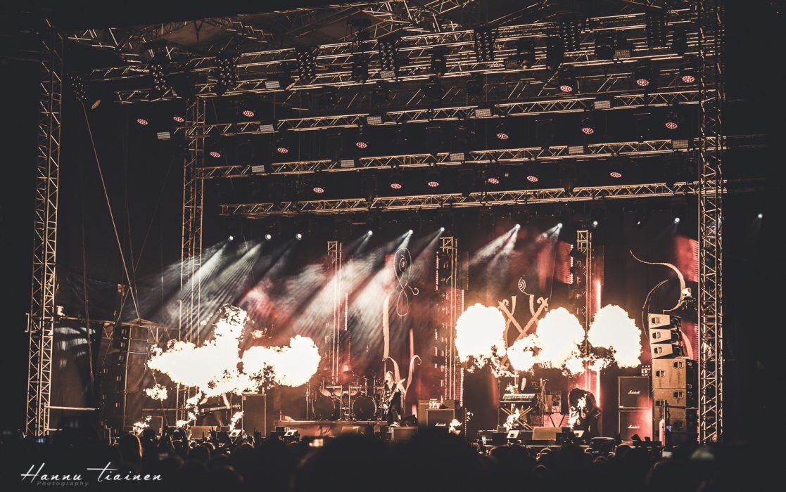 Amaranthen ja Children Of Bodomin kiertueille raudanlujat lämppärit