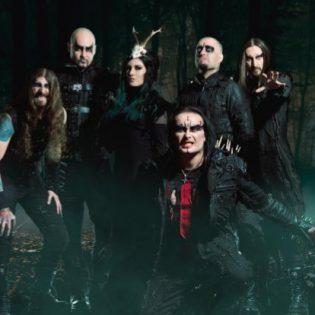 """Cradle of Filth julkaisi lyriikkavideon remasteroidusta """"Lustmord and Wargasm (The Lick of Carnivorous Winds)"""" -kappaleestaan"""