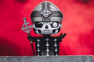 Lisää herkkua Ghost-keräilijöille: uusi Funko Pop -figuuri Papa Emeritus II myynnissä