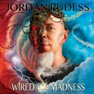 """Kun intohimo, visionäärisyys ja suuruudenhulluus kohtaavat – Jordan Rudessin """"Wired For Madness"""" on taidokas mutta myös työläs kuunneltava"""