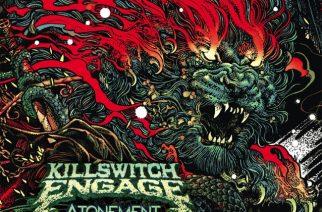 Killswitch Engagen yksinkertaisen tehokas Atonement ei jarruttele