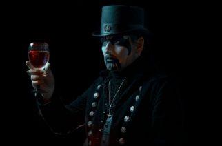 King Diamond paljastaa: uusi Mercyful Fate -albumi tekeillä