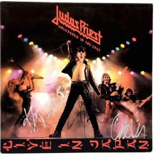 """Klassikkoarvostelussa Judas Priestin 40-vuotias, Tokiossa äänitetty live-albumi """"Unleashed In The East"""""""