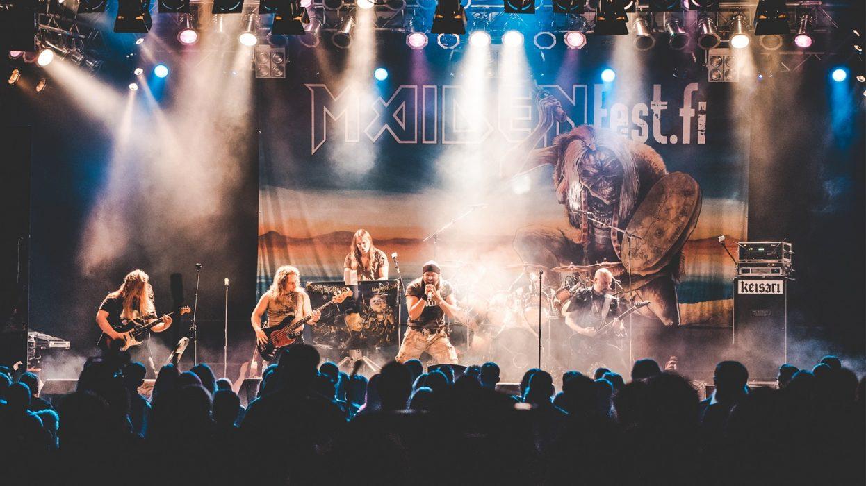 Maidenfestissä teemana tänä vuonna Iron Maidenin Live After Death: kiertueen paikkakunnat ja infot julki
