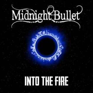 "Midnight Bulletin ""Into The Fire"" on rautaisa annos hard rockia"
