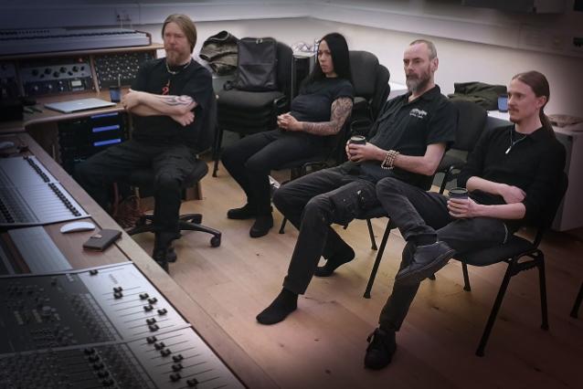 My Dying Bride sai valmiiksi tulevan albuminsa: levyn julkaisu tapahtuu Nuclear Blastin kautta