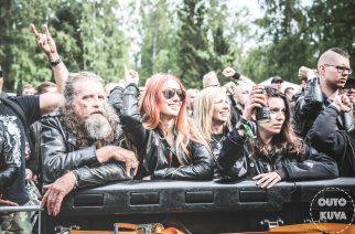 Bändikilpailu Helvetistä tulee jälleen: yhtyeesi esiintymään tämän vuoden SaariHelvettiin?