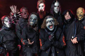 Slipknot Hartwall Areenalle helmikuussa yhdessä Behemothin kanssa