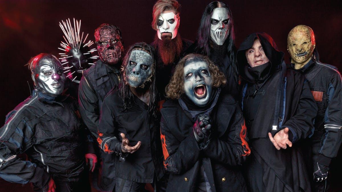 Slipknot Finland