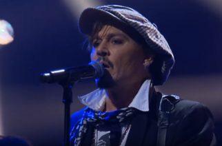 The Hollywood Vampires tulkitsi David Bowieta koomikko James Cordenin Talk Show:ssa: Livevideo esityksestä katsottavissa