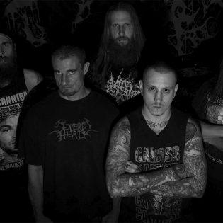 """Death metal -yhtye Visceral Disgorgelta uusi albumi syyskuussa: """"Fucked Into Oblivion"""" -kappale kuunneltavissa"""