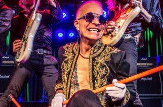 Van Halen -nokkamies David Lee Roth lämmittelee lauteet Kissille Pohjois-Amerikassa: olisiko mies saapumassa lämppäriksi myös Eurooppaan?