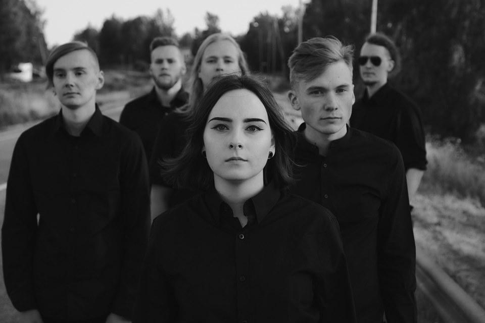 """Dimman esittelee uuden vokalistinsa tuoreella """"Capsized Reverie"""" -singlellään, uusi EP julkaistaan lokakuussa"""