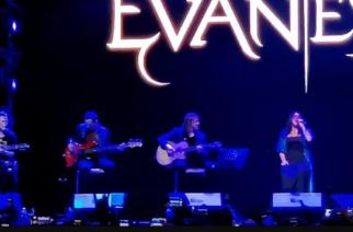 Evanescencen keikkalaitteisto ei päässyt ajoissa keikkapaikalle: bändi veti Venäjällä akustisen keikan