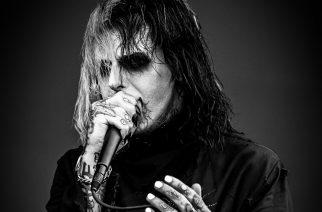 Vahvoista metallijuuristaan tunnettu trap metal -ilmiö Ghostemane saapuu Suomeen huhtikuussa