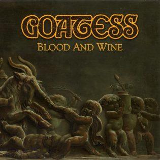 """Goatess hypnotisoi kuulijan uudella """"Blood and Wine"""" -nimeä kantavalla levyllään"""
