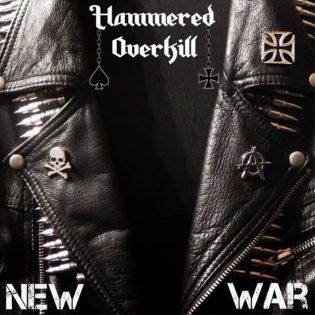 """Nahkaa, panosvöitä ja rock 'n' rollia – arviossa Hammered Overkillin kolmas albumi """"New War"""""""
