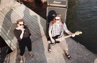 Uusia tuulia vaasalaiselta musiikkirintamalta: melodista hard rockia esittävä Heartquake julkaisi ensimmäisen kappaleensa