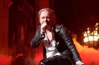 """Iron Maidenin Bruce Dickinson: """"Me emme aio eläköityä ikinä!"""""""