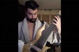"""Nyt on tekniikka kunnossa: mies soitti Morbid Angelin kappaleen """"Dawn Of The Angry"""" sähkövatkaimen avulla"""