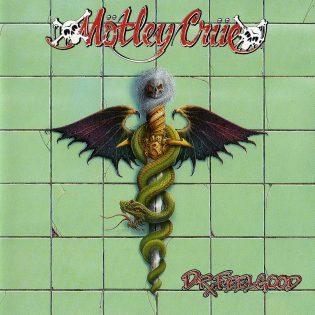 """""""Kasarihevin viimeinen huippulevy"""" – klassikkoarvostelussa Mötley Crüen 30 vuotta täyttävä """"Dr. Feelgood"""""""