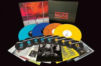 Muse juhlistaa debyyttialbuminsa 20-vuotisjuhlaa mittavalla uudella kokoelmajulkaisulla