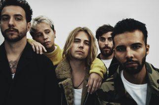 """Nothing But Thieves julkaisi esimakua tulevalta, lokakuussa ilmestyvältä albumiltaan: kuuntele """"Real Love Song"""""""