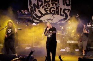 """Katsasta Philip H. Anselmo & The Illegalsin tämän hetken keikkakunto tuoreelta """"Mixed Lunatic Results"""" -kappaleen livevideolta"""