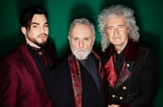"""Adam Lambert spekuloidusta Queenin albumista: """"En tiedä siitä mitään"""""""