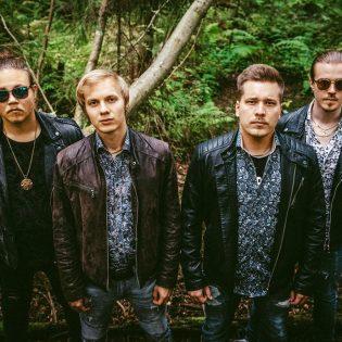 Tulenkatkuisia lauluja suomalaisesta luonnosta – progeyhtye Rantaman odotettu albumi ulkona 6. maaliskuuta
