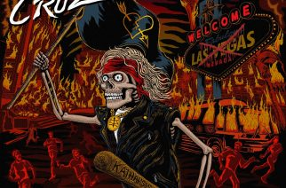 """Feeniksin siivet olivatkin vahasta – arviossa uudestisyntyneen Santa Cruzin albumi """"Katharsis"""""""